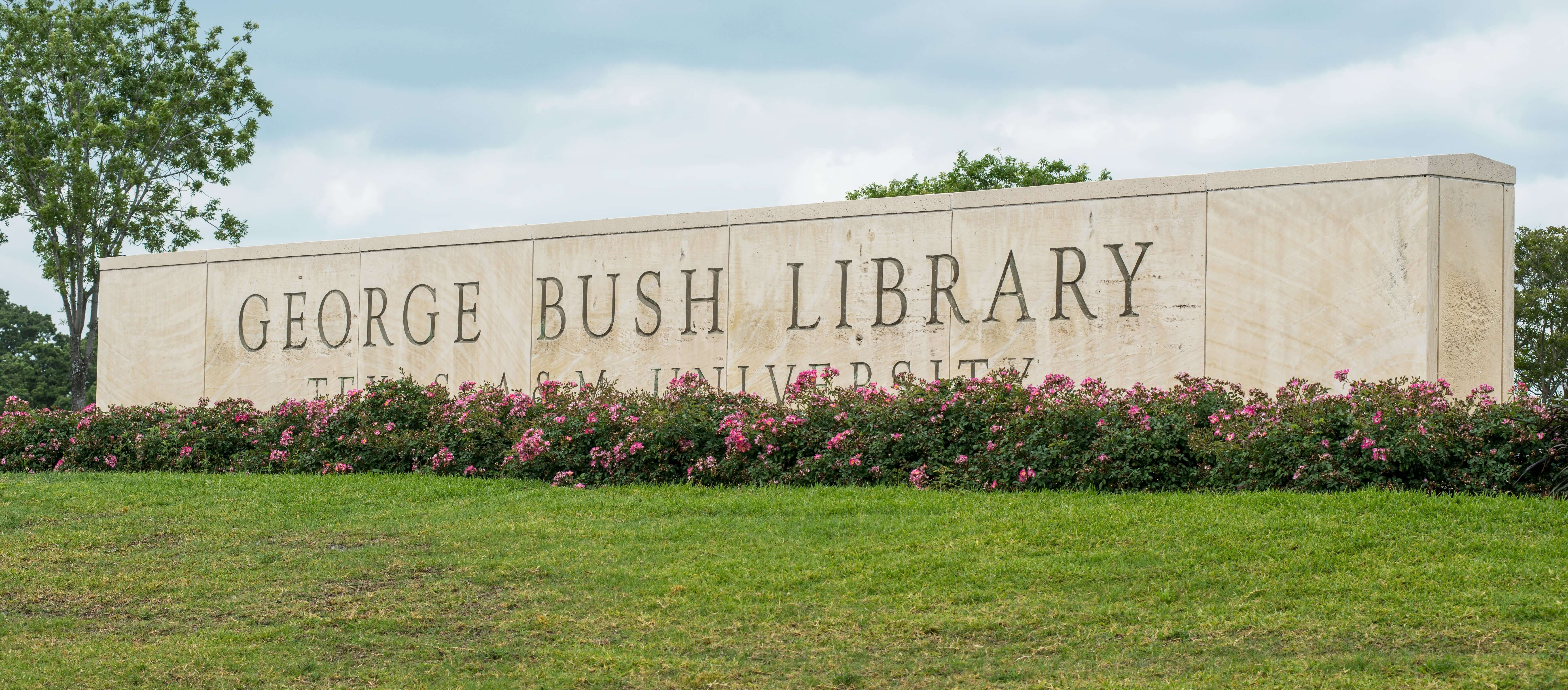 "George H. W. Bush Presidential Library Foundation Becomes ""the George And Barbara Bush Foundation"""