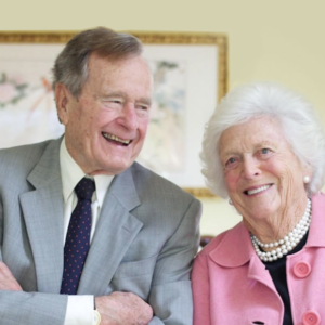 Houston Chronicle: Bush Foundation announces name change, Houston satellite office to expand former first couple's legacy