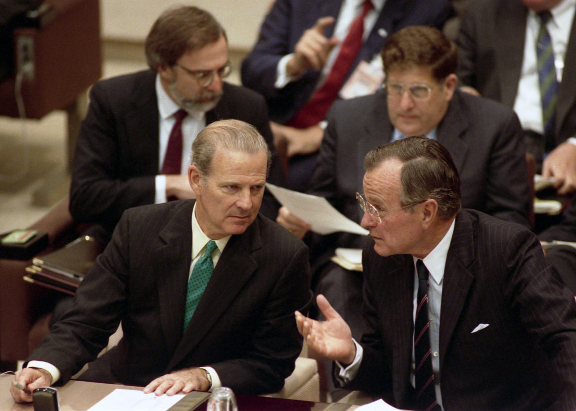 Four Years that Changed the World -1989 – Ending the Cold War