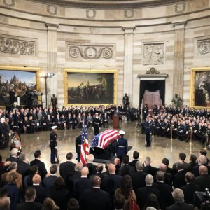 "Spring 2019 Newsletter: Tribute to ""A Great Man"""