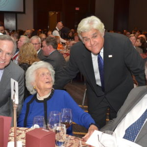 George & Barbara Bush Foundation Vintner Dinner and Wine Auction