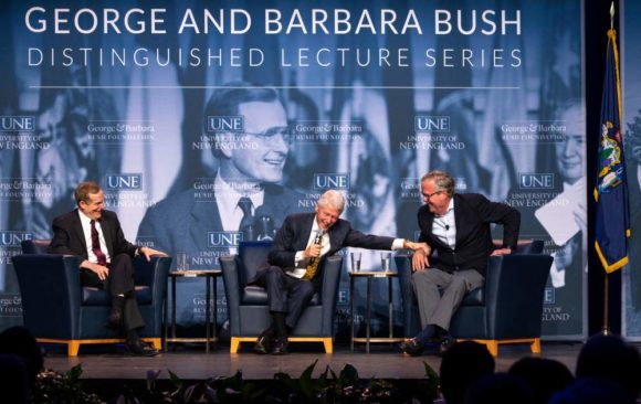 Bill Clinton, Jeb Bush reflect on 30 years since historic education summit