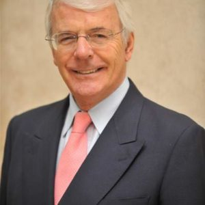 2019 George Bush Award For Excellence In Public Service To Be Presented To Former British Prime Minister John Major