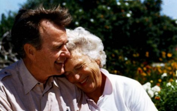What Barbara Bush Told George H. W. During Her Last Hospital Trip That Made the Staff Cry