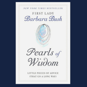 Jenna's latest obsession: Her grandmother's book 'Pearls of Wisdom'