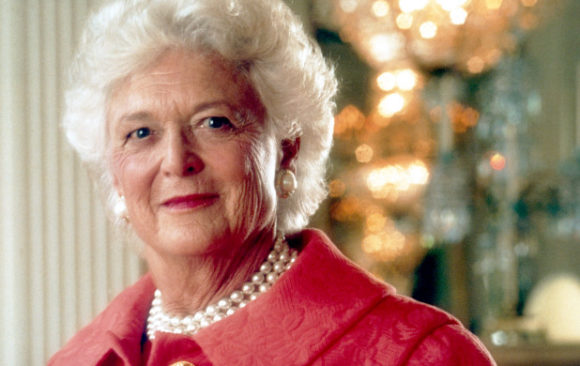 First lady Barbara Bush's friends reveal her best 'Pearls of Wisdom'