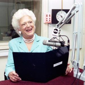 Announcing the Mrs. Bush's Story Time Podcast