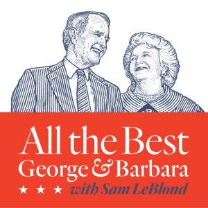 "Jenna Bush Hager discusses joining Sam LeBlond for an episode of ""All the Best!"""