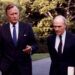 Former Bush national security advisor Brent Scowcroft dies at 95