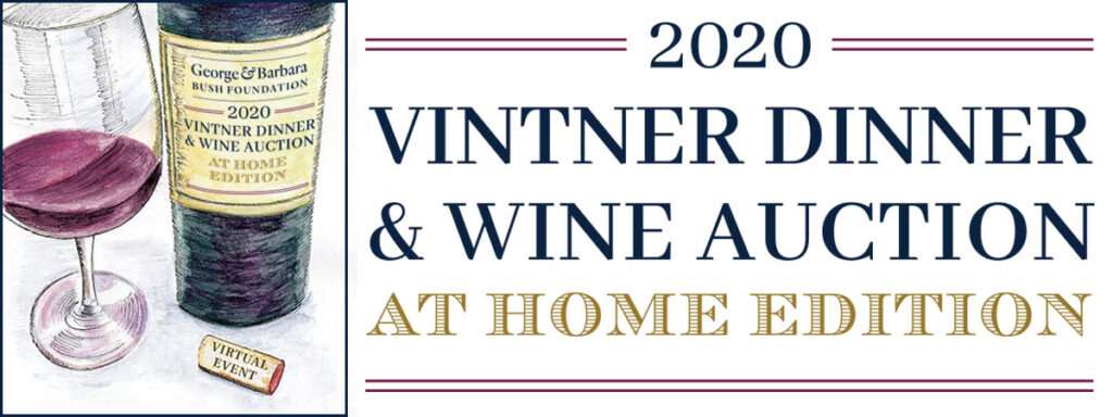 2020 Vintner Dinner & Wine Auction: At Home Event