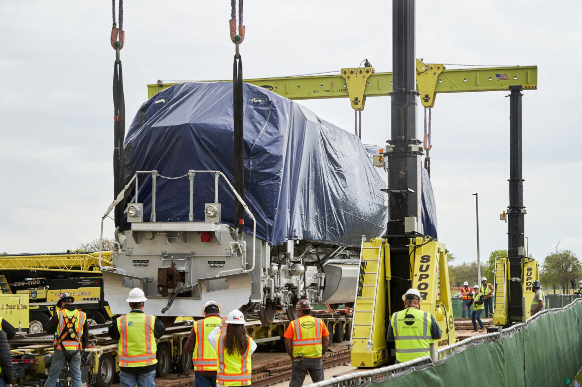 Final Stop for 4141 Engine Marks Start of Bush Museum Expansion