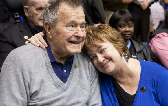 George H.W. Bush wrote a list of things to help get over losing the presidency