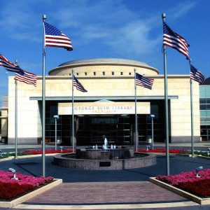Welcome back to the George H.W. Bush Presidential Library & Museum