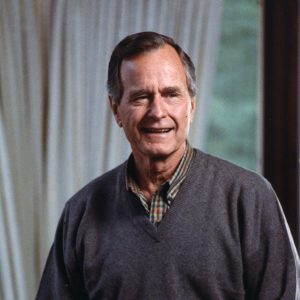 From the Archives: George H.W. Bush, Country's Most Sporting President, is Going to the World Golf Hall of Fame