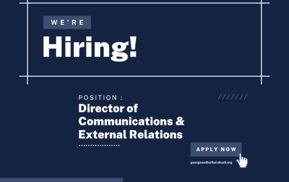 We're hiring! Bush Foundation searching for Director of Communications and External Relations
