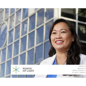Houston's Dr. SreyRam Kuy will be spotlighted as a national inspiration